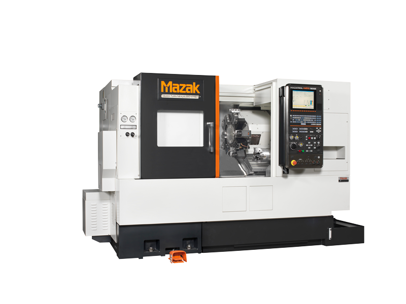 Mazak CNC Machine Tools Quick Turn Nexus 250 MSY II