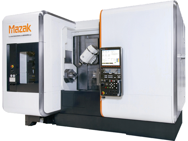 Mazak CNC Machine Tools Integrex i200s